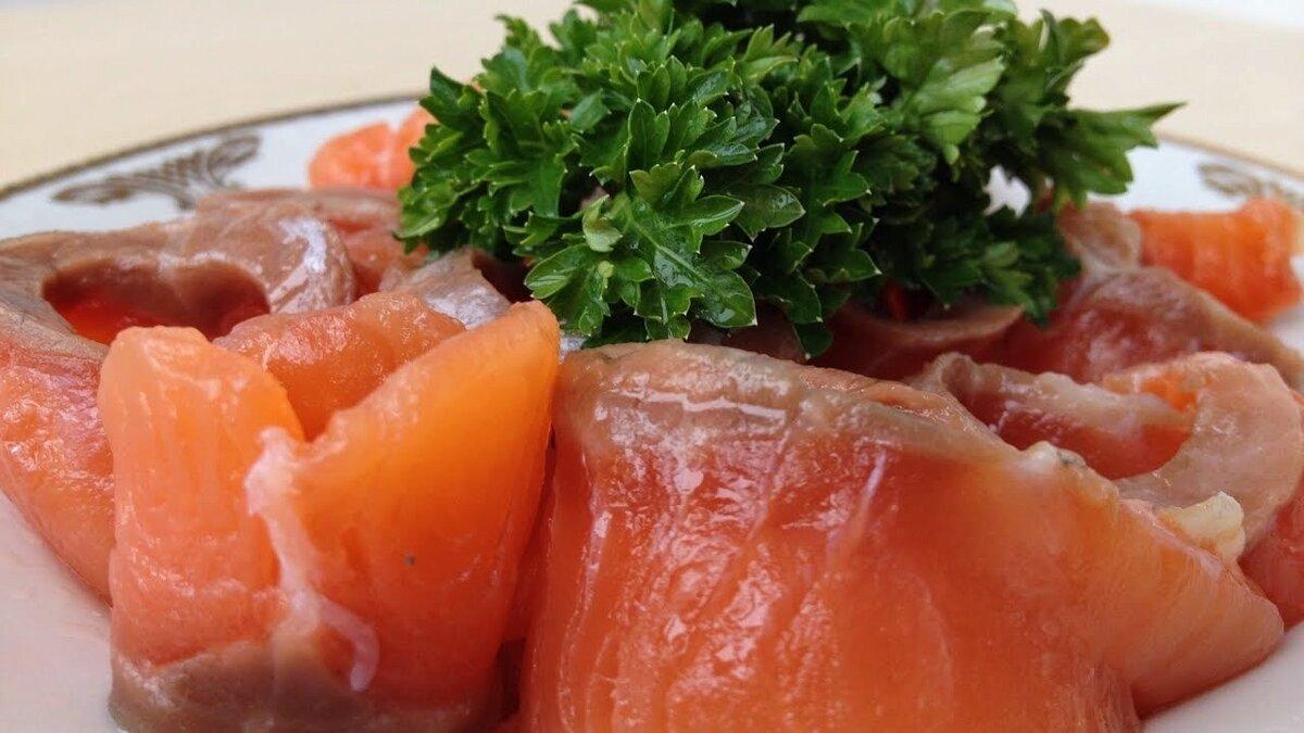 Рыба кижуч – 11 самых вкусных рецептов приготовления