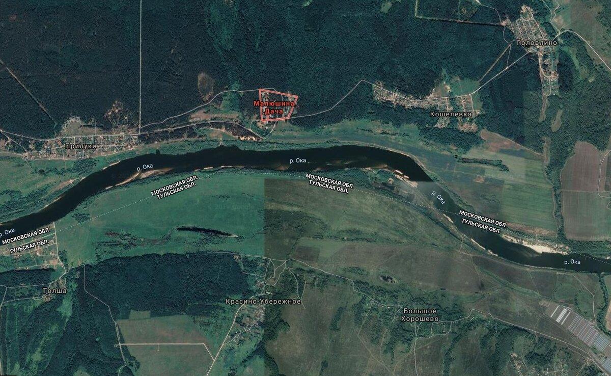 Популярные места для рыбалки на реке ока