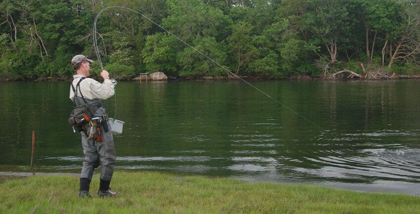 Рыбалка на суходольском озере