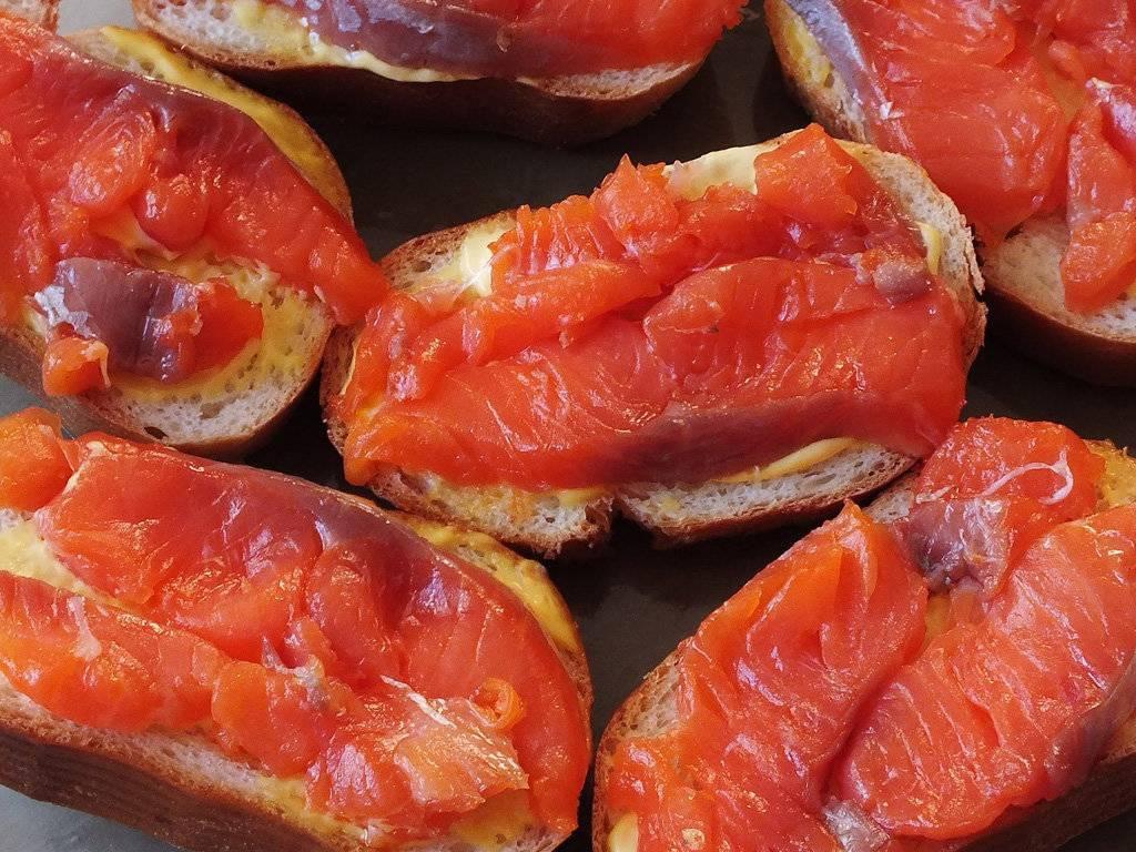 Кижуч соленый — вкусные рецепты