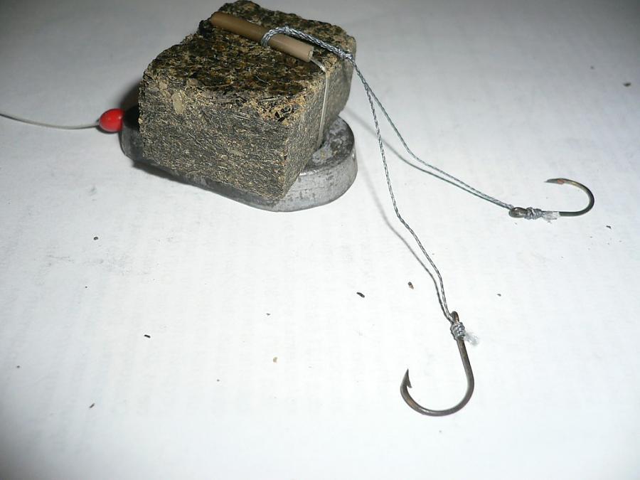 Все о ловле карпа на макушатник